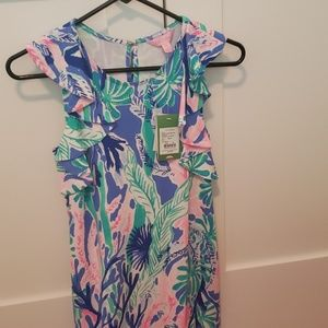 Lilly Pulitzer esmeralda dress